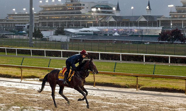 O Brien Gets Mighty Mendelssohn In Tune For Breeders Cup