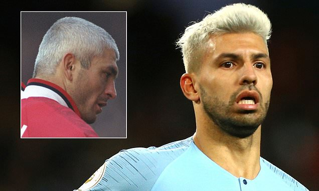 Aguero on silver hair and how surgery has given him new ...
