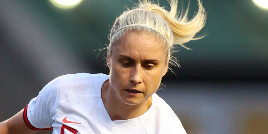 Steph Houghton: England captain can win 70 more caps says