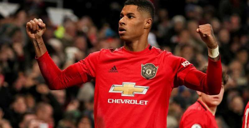Marcus Rashford Manchester United Striker Will Keep Fighting To Tackle Child Hunger All My Sports News