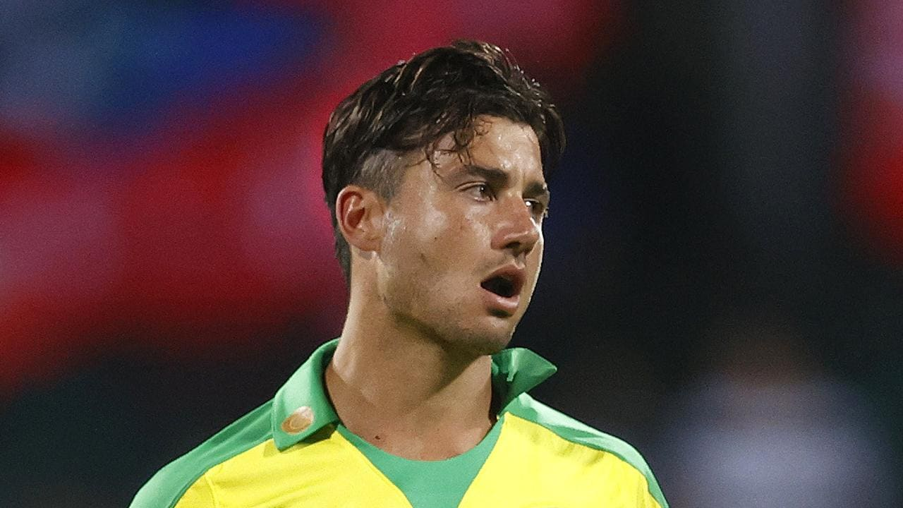 Marcus Stoinis Unfortunate Side Injury Opens The Door For Cameron Green All My Sports News